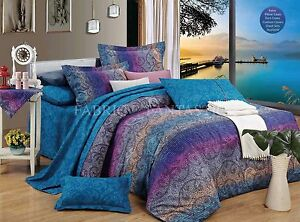TANYA-Queen-King-Super-King-Size-Bed-Duvet-Doona-Quilt-Cover-Set-New