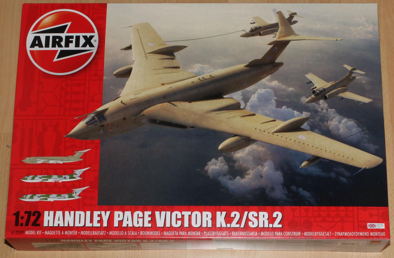 Airfix A12009 1 72 Bausatz Handley Page Victor K.2 SR.2  | Bekannt für seine gute Qualität
