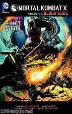 Mortal Kombat X by Shawn Kittlesen and Shawn Kittelsen (2015, Paperback)