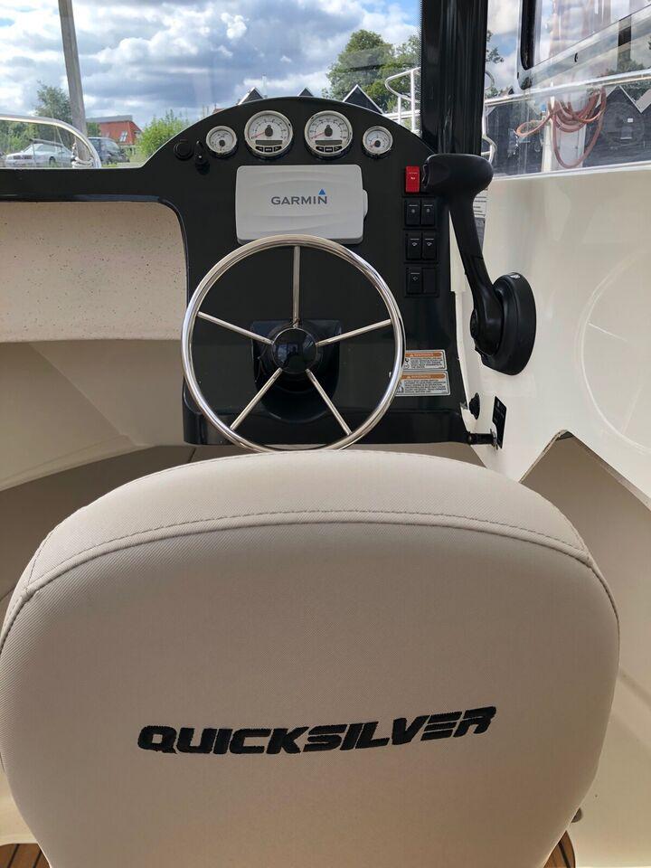 Quicksilver 675 ph, Motorbåd, årg. 2015