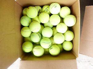 110 Balles de tennis-moyen état-afficher le titre d`origine 5BAeytLQ-07141152-379682062