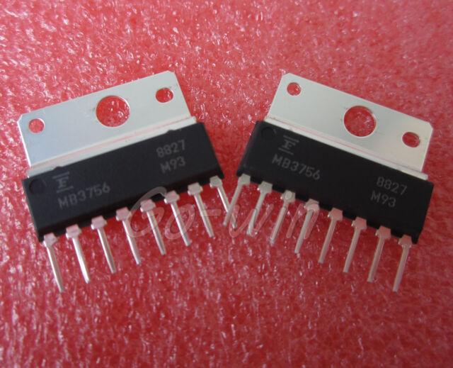 1PCS MB3756 VOLTAGE REGULATOR ZIP8