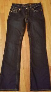 Jeans 7 Denim da 29 X 5 32 Premium Seven Dark donna rqrZFvxwtS