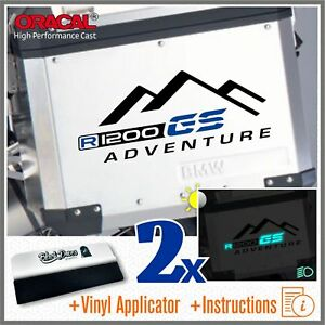 2x-R1200GS-Black-Blue-ADVENTURE-BMW-STICKERS-R1200-GS-PEGATINA-STICKERS-R-1200