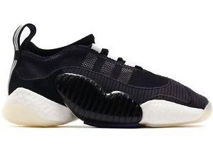 Mens-Adidas-Crazy-BYW-LVL-II-2-Core-Black-Real-Purple-Cloud-White-B37552