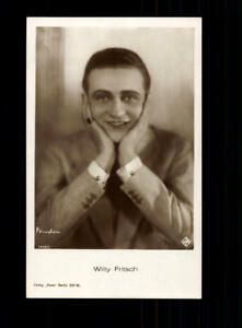 Willy-Fritsch-ROSS-Verlag-Postkarte-BC-124573