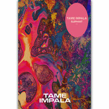 "Art Tame Impala Psychedelic Hot 2017 Rock Silk Custom Poster 24x36/"" 27/"" P-1371"