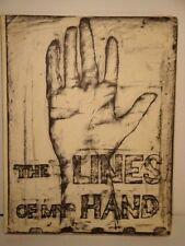 1989 Robert Frank-The Lines of My Hand-Beat Beatnik Art Photography-HC-1st