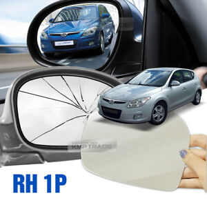 Image Is Loading Car Side Mirror Replacement Rh 1p For Hyundai