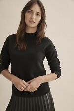 Country Road Luxe Merino Sweater - Black