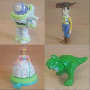 McDonalds-Happy-Meal-Toy-1996-Walt-Disney-Toy-Story-Character-Figures-Various