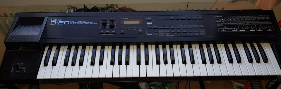 Synthesizer, Roland D-20