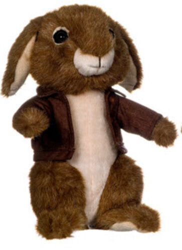 Soft toy Benjamin Peter Rabbit Rabbit Original 30 cm Film 2018 Official