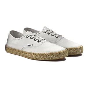 New VANS Womens Authentic ESPADRILLE WHITE VN-04K52VZ US W 5.5 - 8.5 TAKSE