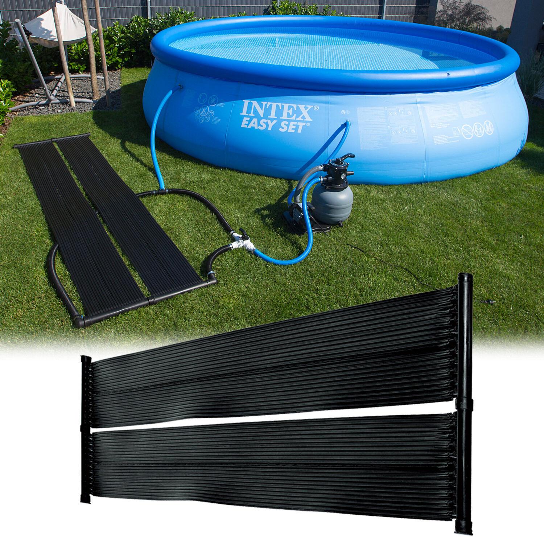 Pool 400 x 70 Solarkollektor Solarabsorber Solarheizung Poolheizung Solarmatte