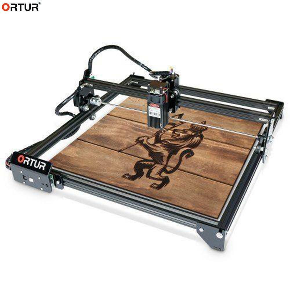 ORTUR 32 bit Laser Master 2 Laser 15W/7W/20W Engraving Cutting Machine Printer