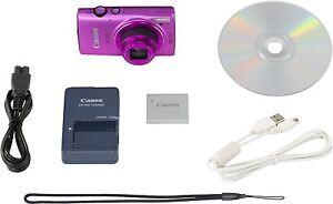 149-99-IVA-CANON-IXUS-255-HS-10x-Full-HD-Wi-Fi-Digital-Camera-Rosa-Pink