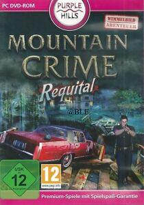 PC-Spiel-MOUNTAIN-CRIME-Requital-spannendes-Wimmelbild-Abenteuer-Arzt