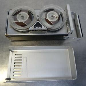 Älteres Mini Tonbandgerät International Model 410 Tape Recorder  -  defekt