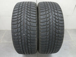2x-Pneus-hiver-Bridgestone-Blizzak-lm001-225-40-r18-92-v-Dot-3416