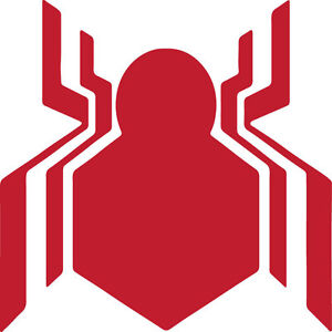 diecut vinyl spiderman homecoming logo decal sticker batman logo black and white images batman logo background