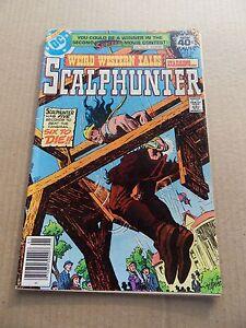 Weird-Western-Tales-Scalphunter-51-DC-1979-VG-FN