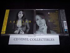 Aaliyah - ST (Unique Artwork / Rare Remixes + Visuals) 2005 JAPAN CD + DVD - New