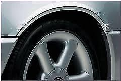 CHROME Wheel Arch Arches Guard Protector Moulding fits FORD FOCUS