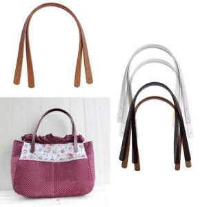 Bag-Strap-Handbag-Replacement-PU-Leather-Handle-Shoulder-Crossbody-Purse-Wallet