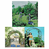Metal Garden Arbor Wedding Arch Decorations Outdoor Bridal Party Decor Design