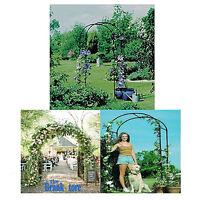 Metal Garden Arbor Wedding Arch Decorations Outdoor Bridal Party Decor Design