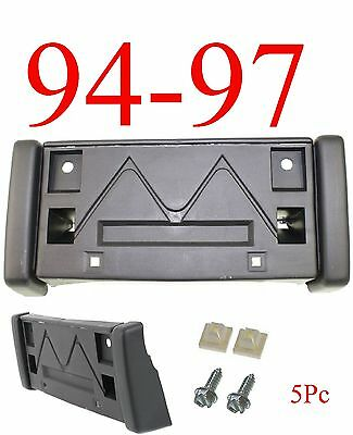 New Front License Plate Bracket for Chevrolet S10 GM1068108 1994 to 1997