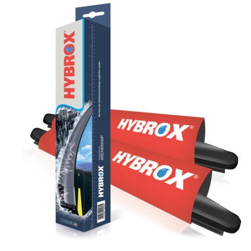 HYBROX ULTRA FRONT Scheibenwischerblätter SET 550500F2VAR2
