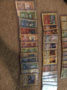 OLD-Vintage-Pokemon-25-Card-LOT-1st-Editions-Holo-Rare-READ-DESCRIPTION