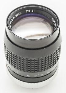Hoya-HMC-Tele-Auto-Tele-Auto-1-2-8-2-8-135mm-135-mm-Yashica-Contax