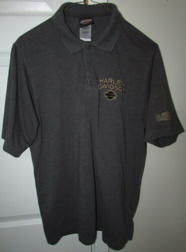 Harley Davidson Golf Polo Shirt from All American