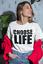 Choisir-Vie-Retro-80-s-Fete-Robe-Fantaisie-WHAM-Unisexe-Femmes-T-shirt-homme-musique miniature 2