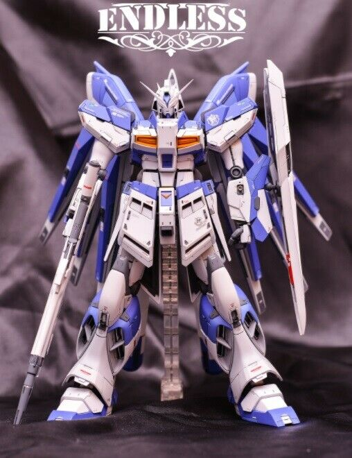 Gundam RX -93 -V2 HI -V Ver.ENDLS GK hkonsts modellllerlerl Kongröneringarlådor 1  100