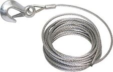 """3/16"""" X 25´ Replacment Winch Cable"""