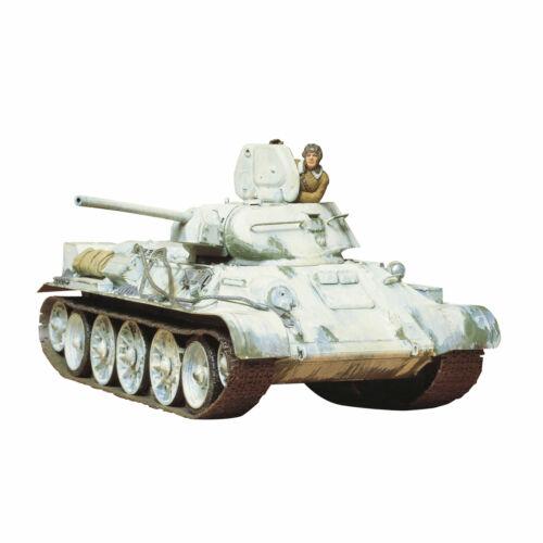 Tamiya America Inc 1//35 Russian T34//76 1942