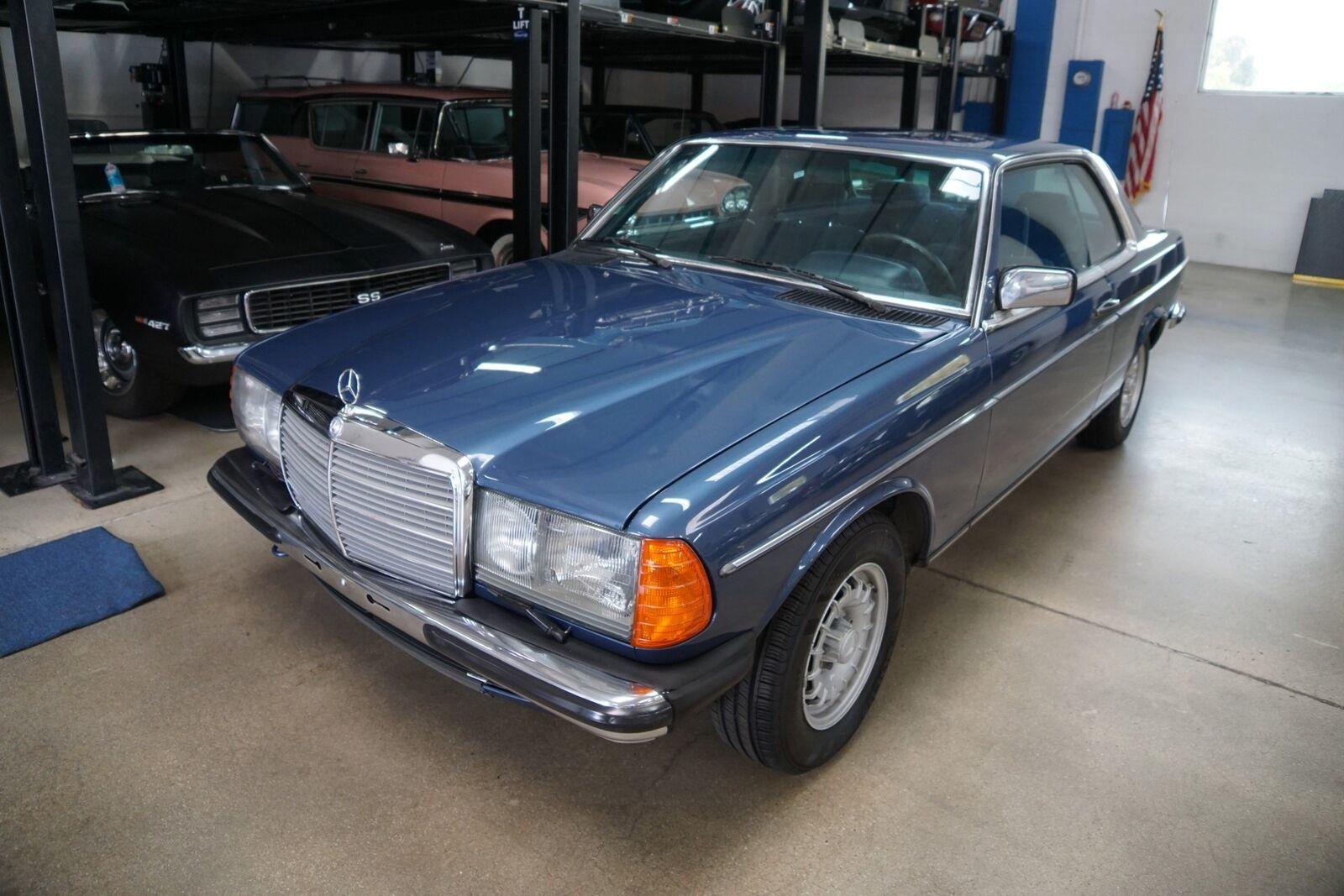 1984 Mercedes-Benz 230 CE 2 Door Coupe with 70K original miles