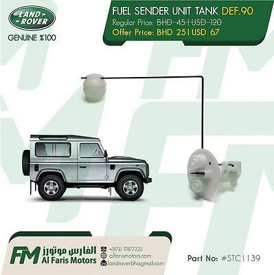 STC1139 Land Rover Defender 90 New Fuel Tank Sender Unit