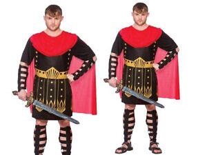 58bf372e7869 Romain Adulte Spartan Gladiateur Guerrier Déguisement Hommes Robe   eBay