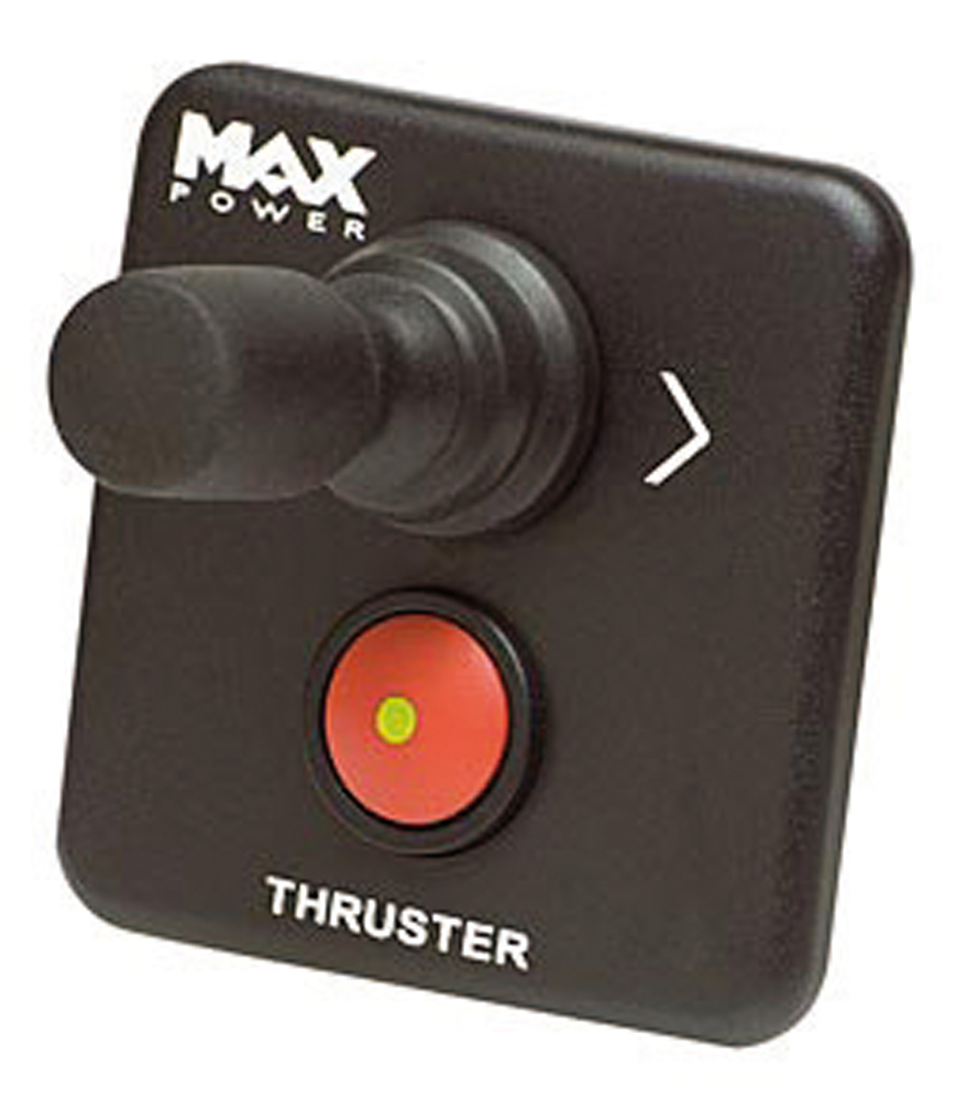 Klimabedienteil Mini Joystick Schwarz   Marke Max Power   FNI0380011