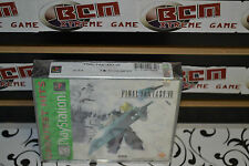 Final Fantasy Vii 7 PS1 Playstation1 , BRAND NEW SEALED *Works on PS2*