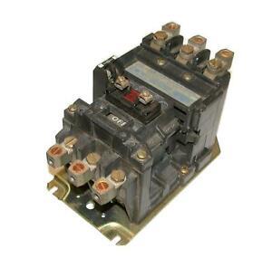 ALLEN BRADLEY 500FL-C0D93 AC LIGHTING CONTACTOR 50 AMP 110-120 VAC COIL