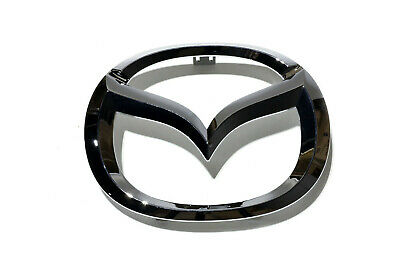 Mazda 2 3 5 6 MazdaSpeed6 Front Grille Emblem C235-51-731A Grill Logo Badge Hood