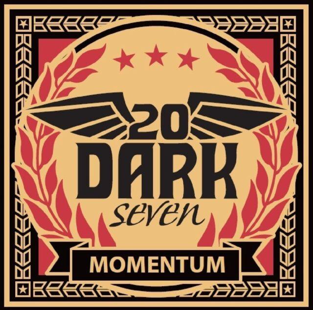 20DARK7 - MOMENTUM   CD NEW!