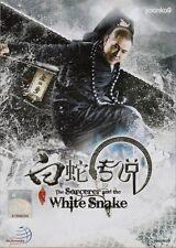 The Sorcerer and the White Snake DVD (2011) Movie English Sub PAL Region Jet Li