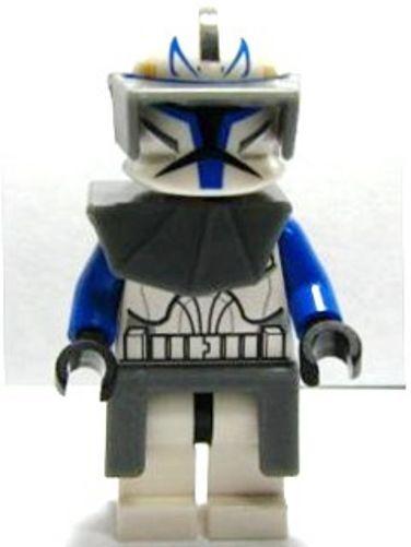LEGO 7675 - STAR WARS - Captain Rex - Minifig   Mini Figure